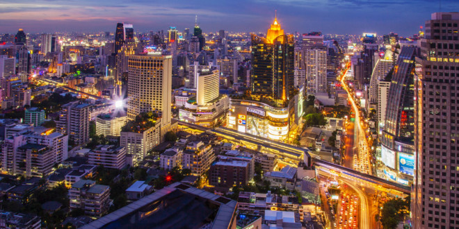 Bangkok Thailand Tourist Destinations