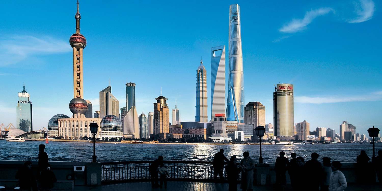 Shanghai, China - Tourist Destinations