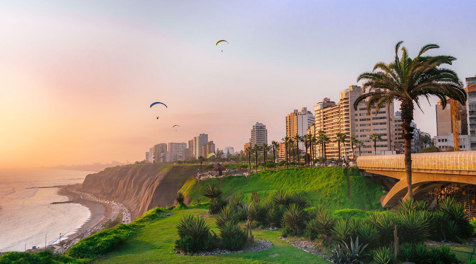 Lima Peru Tourist Destinations