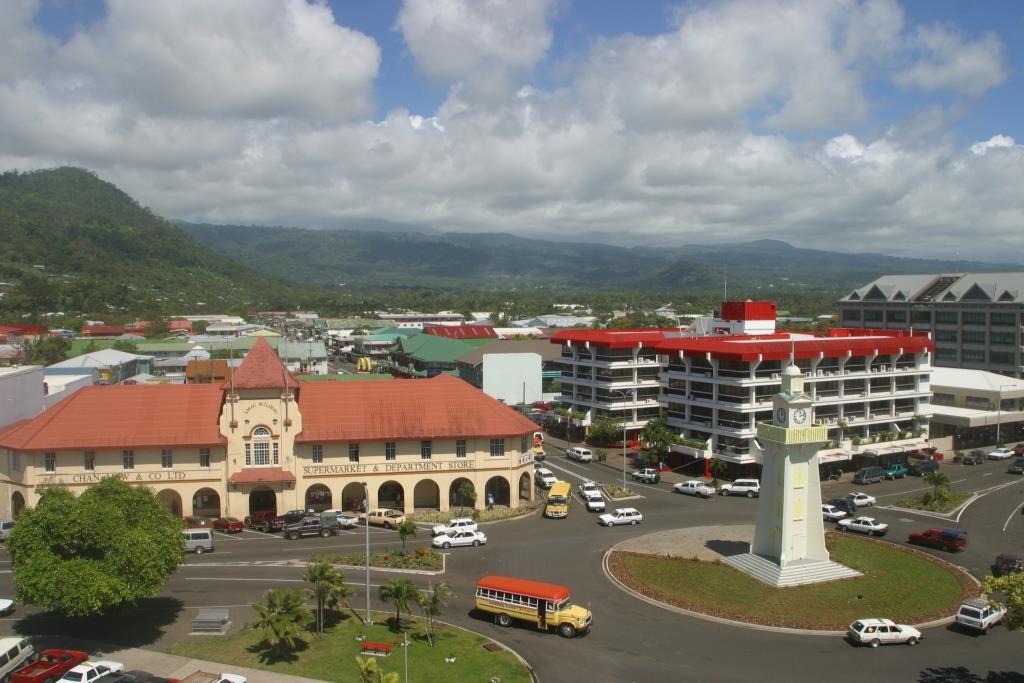 Apia-Samoa