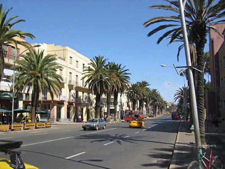 Asmara_Main_Street