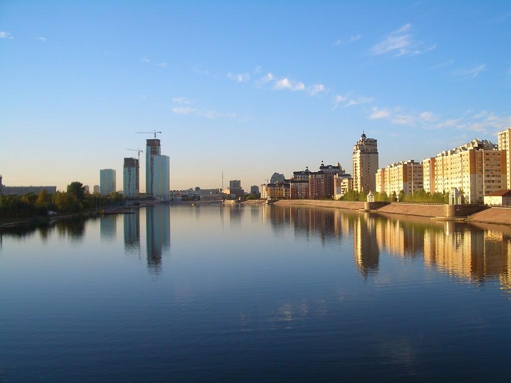 Astana Kazakhstan Tourist Destinations