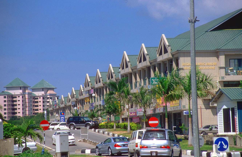 BWN Brunei Bandar Seri Begawan modern houses b