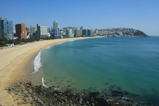 Busan-Beach