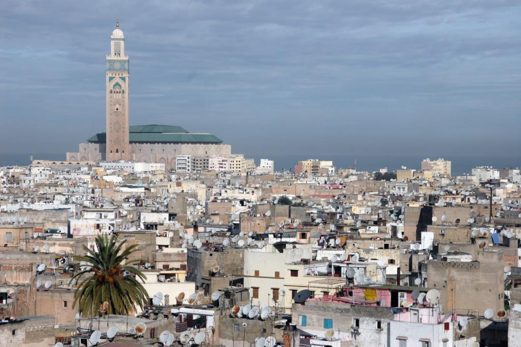 Casablanca morrocco