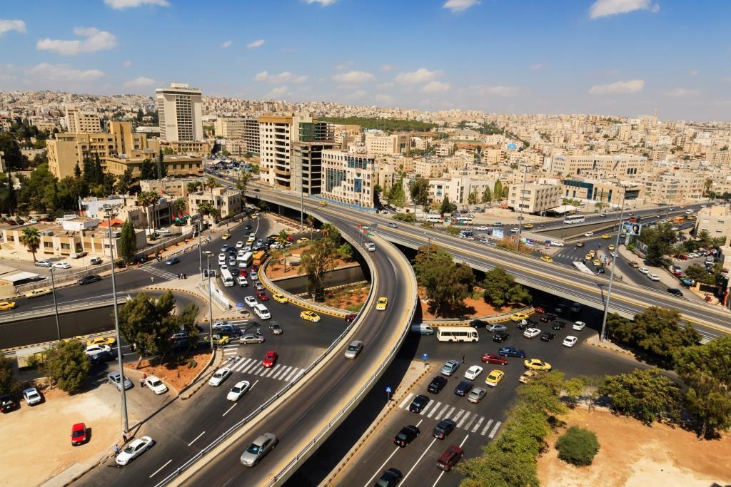 Jamal_Abdul_Nasser_Circle_Amman_Jordan