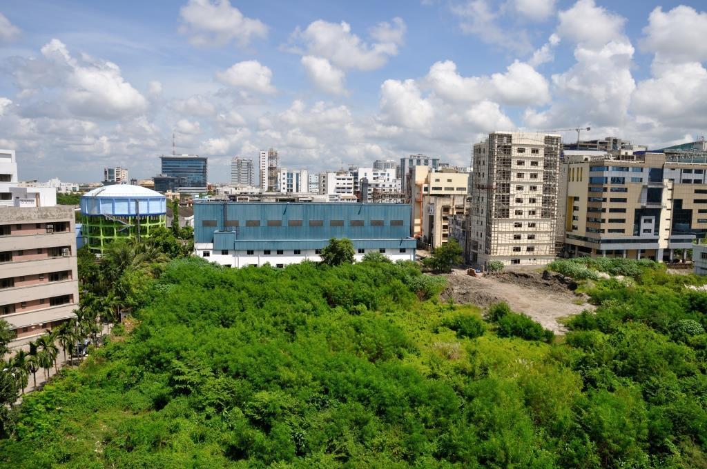 Sector-V_-_Salt_Lake_City_-_Kolkata