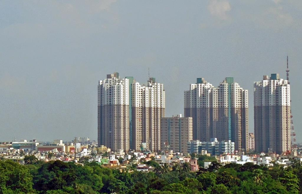 South_City_Towers,_Kolkata