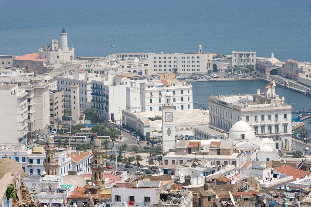 Alger - Wikiwand