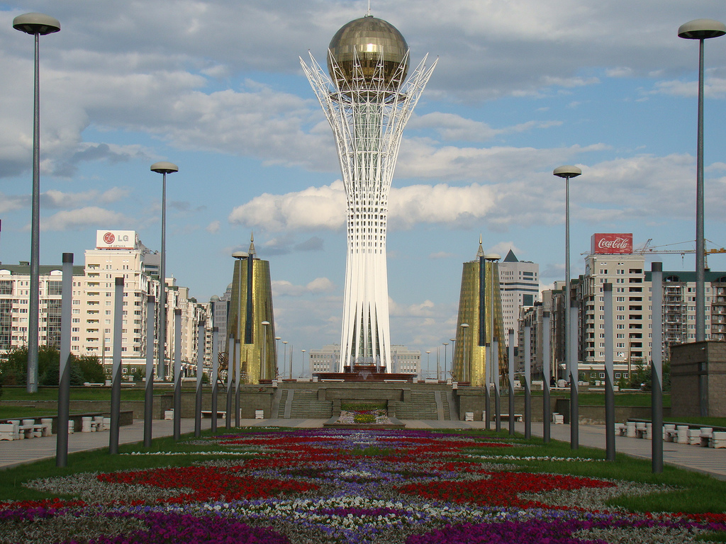 Astana, Kazakhstan - Tourist Destinations