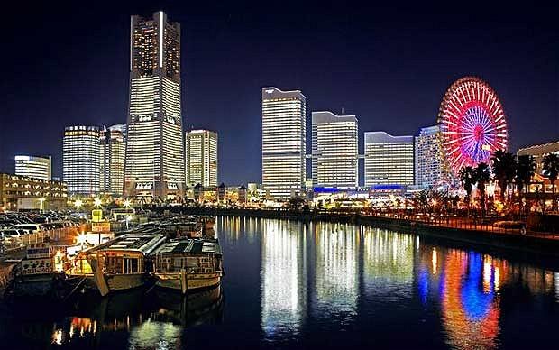 Yokohama Japan  City new picture : Yokohama, Japan – Tourist Destinations