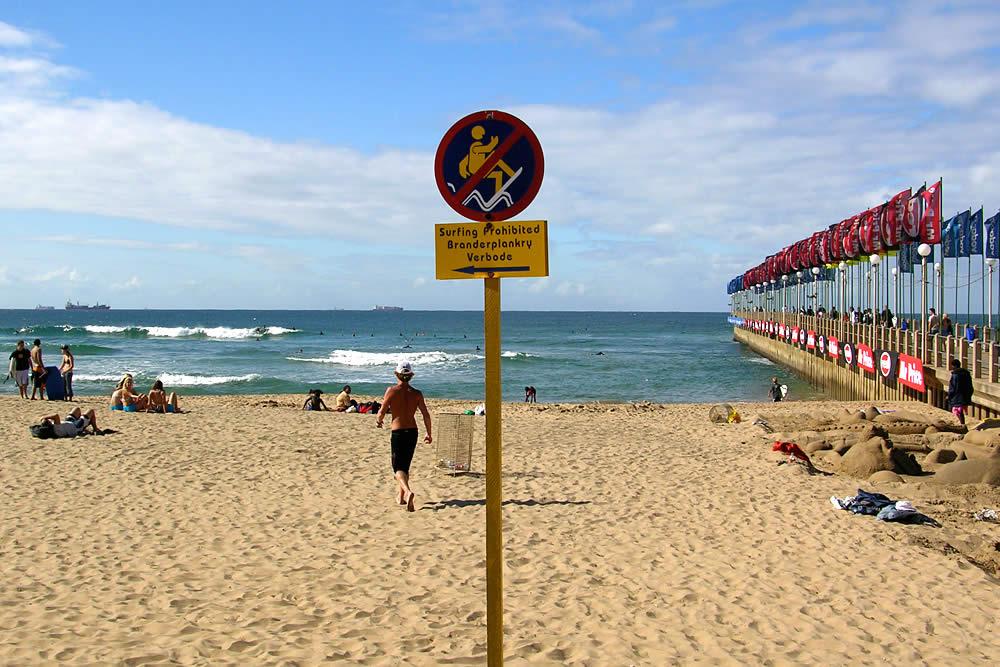 durban-beach-no-surfing