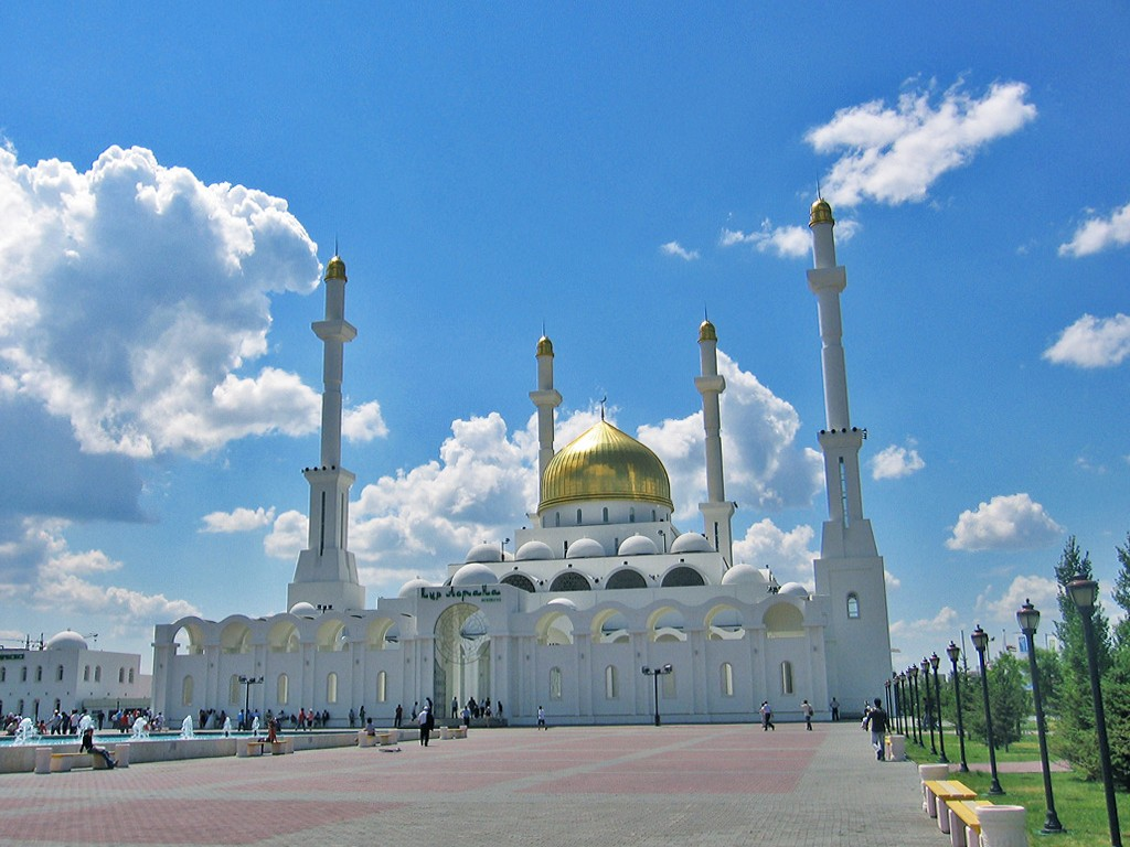 Astana Kazakhstan Tourist Destinations