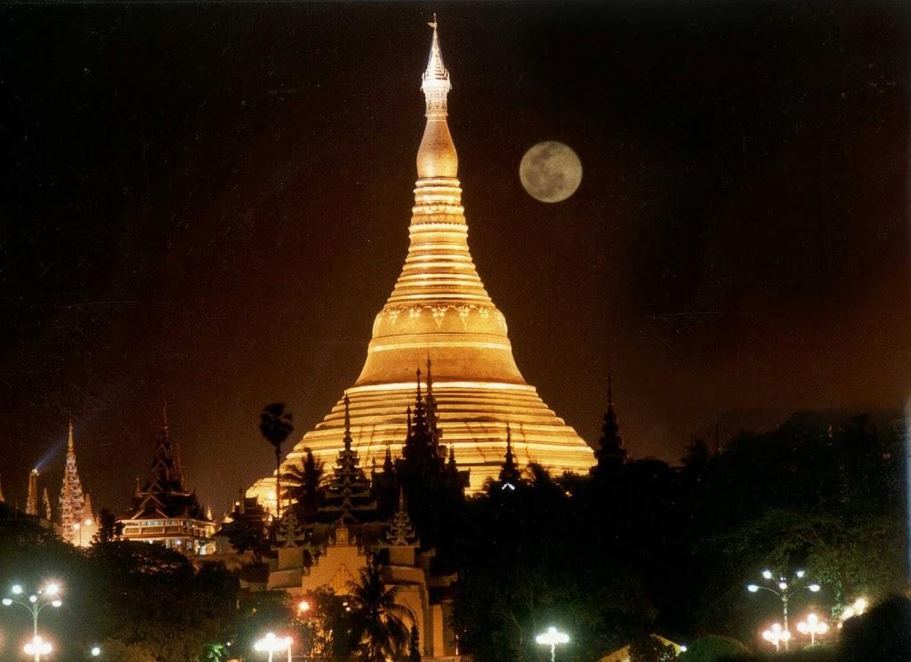 Myanmar - Golden Land