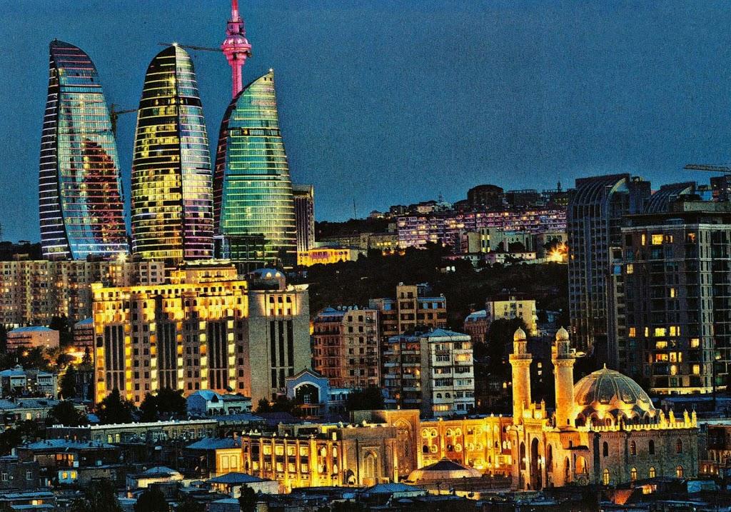 Baku Azerbaijan Tourist Destinations