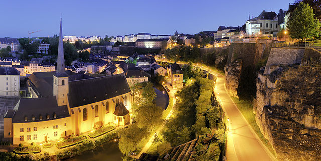 Luxembourg-City