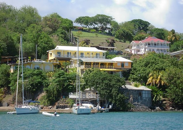 kingstown-Saint-Vincent-and-the-Grenadines-South-America-Kingstown