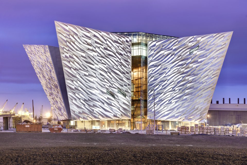 Belfast, Northern Ireland - Tourist Destinations