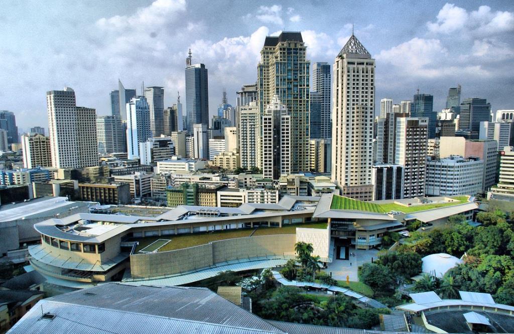 Manila-Skyline