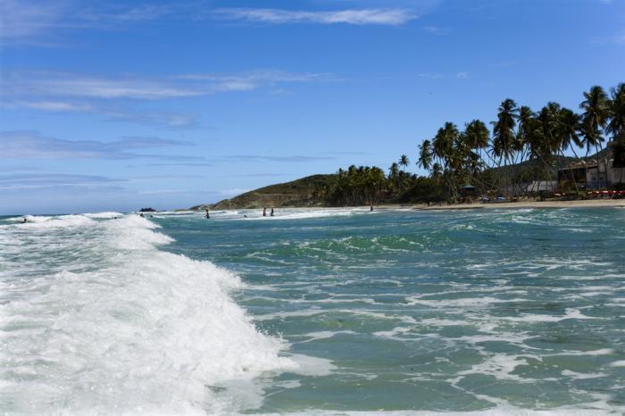 Margarita beach Venezuela_Caracas