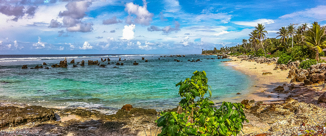 Nauru-Micronesia