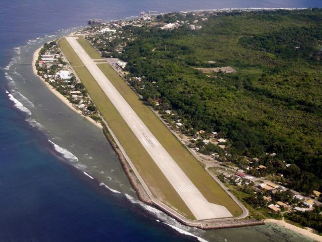 Nauru_C21BN_Airport