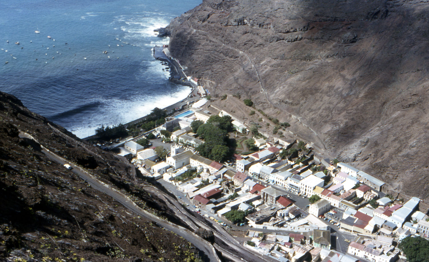 St-Helena-Jamestown-from-above