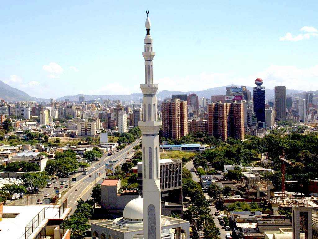 Turistattraksjoner i Caracas, Venezuela