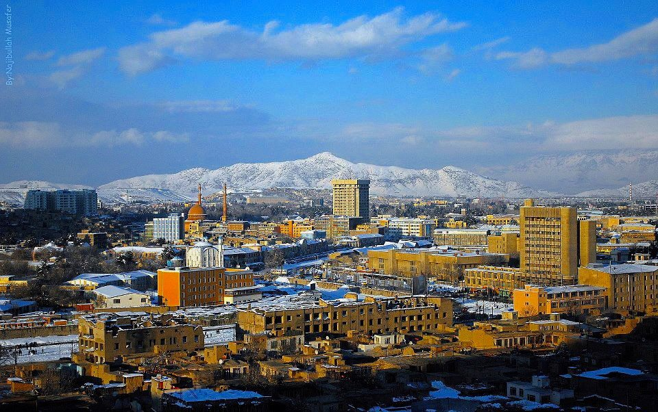 kabul-city