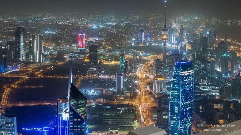 Kuwait City Kuwait Tourist Destinations