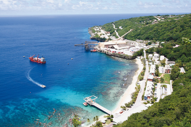 Flying Fish Cove, Christmas Island - Tourist Destinations
