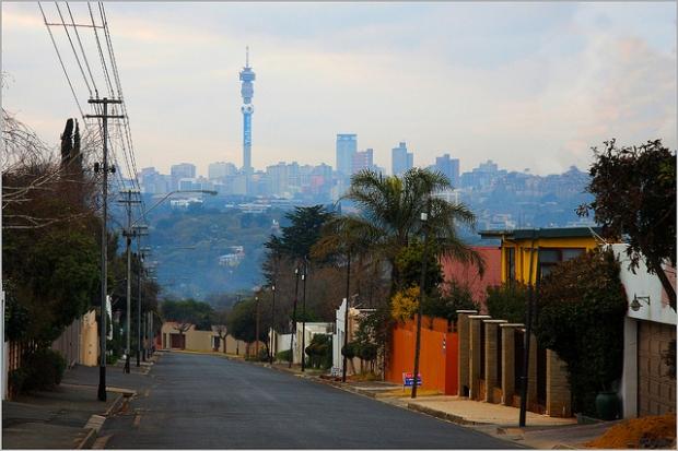 Johannesburg-Melville
