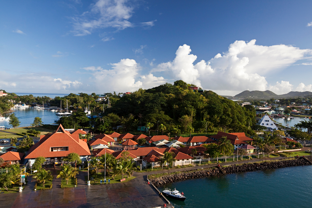 castries-port