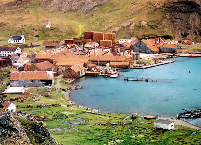 Grytviken South Georgia And The South Sandwich Islands