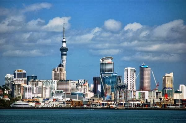 Auckland New Zealand Tourist Destinations