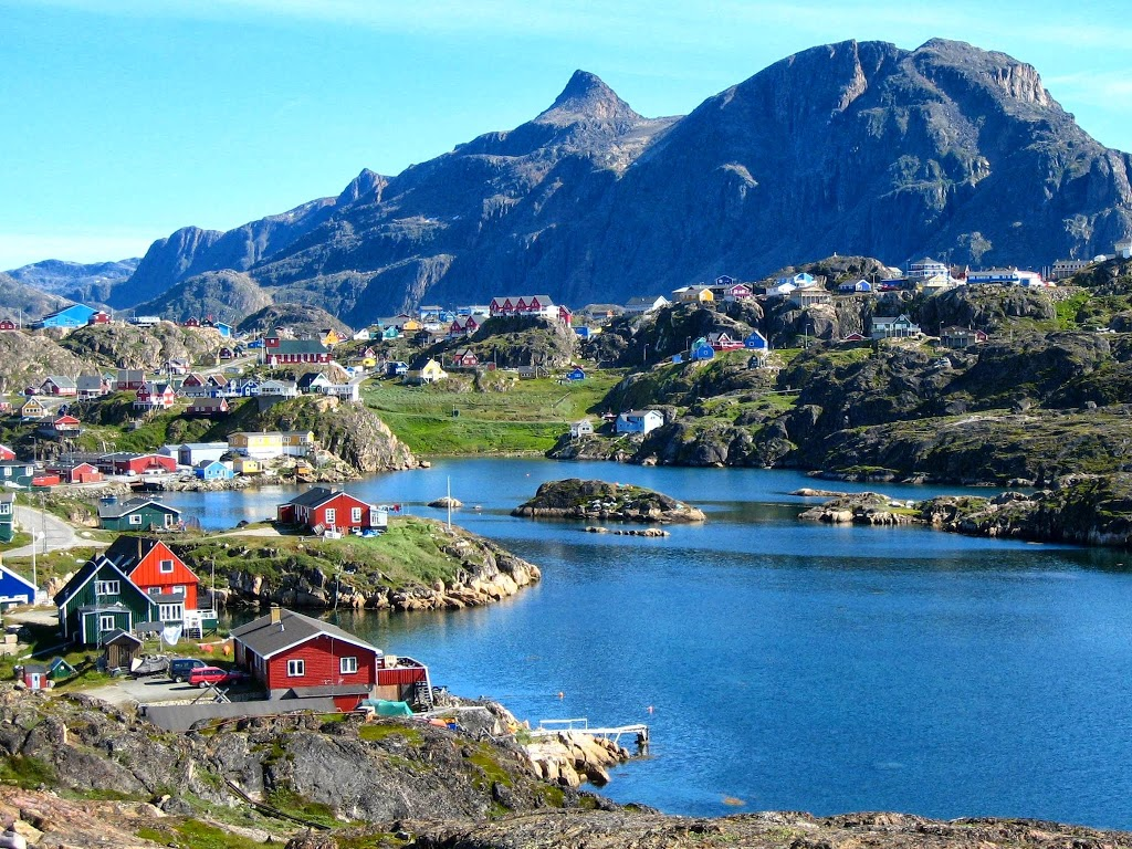Nuuk, Greenland – Tourist Destinations