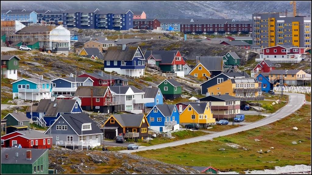 Nuuk, Greenland - Tour...