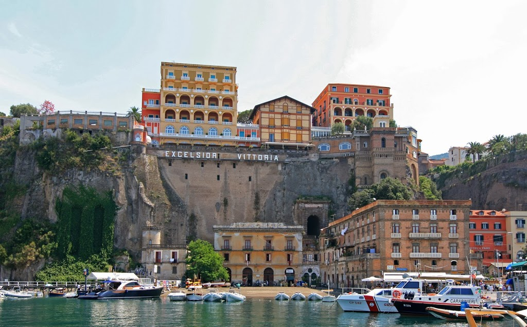 Sorrento Italy Tourist Destinations