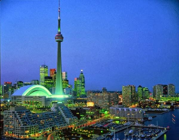 Toronto Canada Tourist Destinations