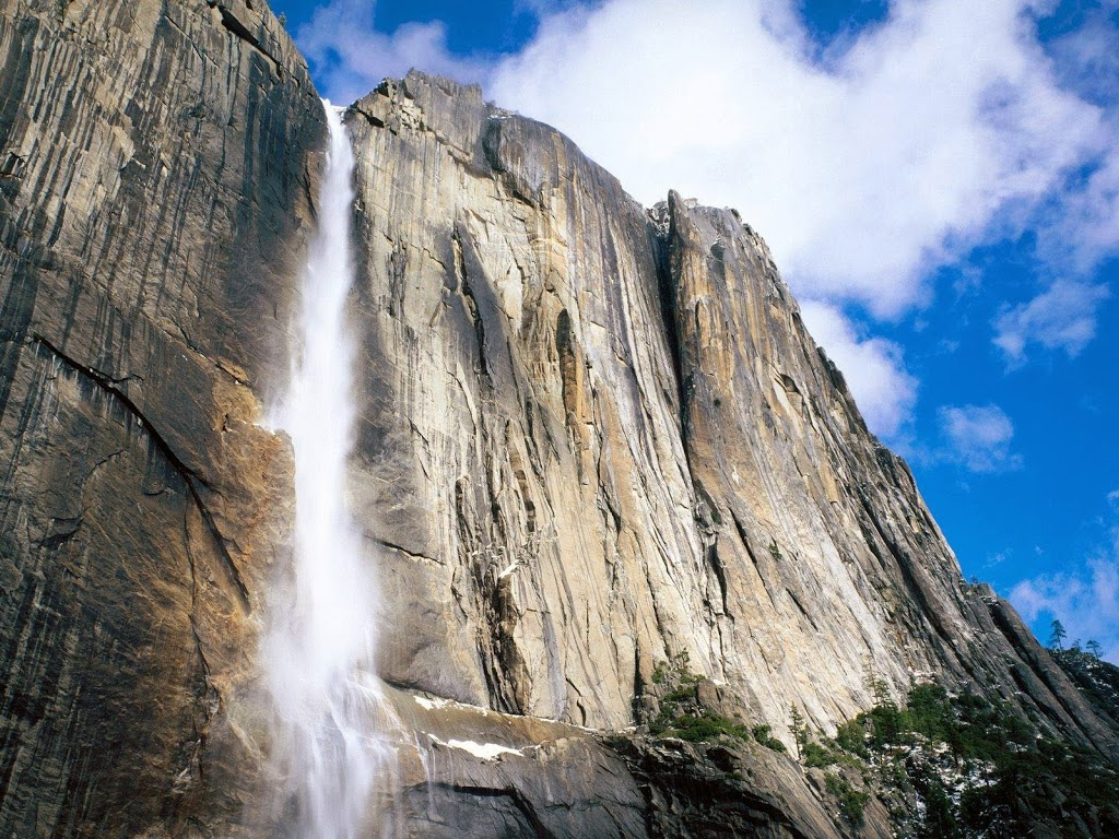 Yosemite national park usa tourist destinations for Winter trip in usa