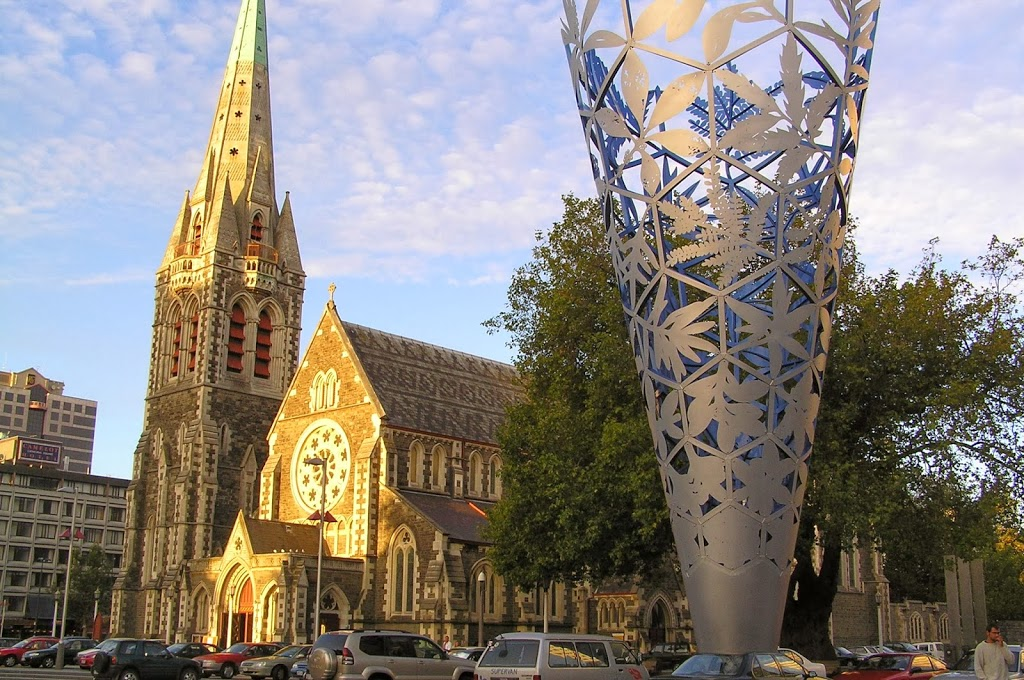 Christchurch new zealand tourist destinations for Things to do in central park today