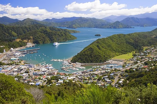 Private Tours Picton New Zealand