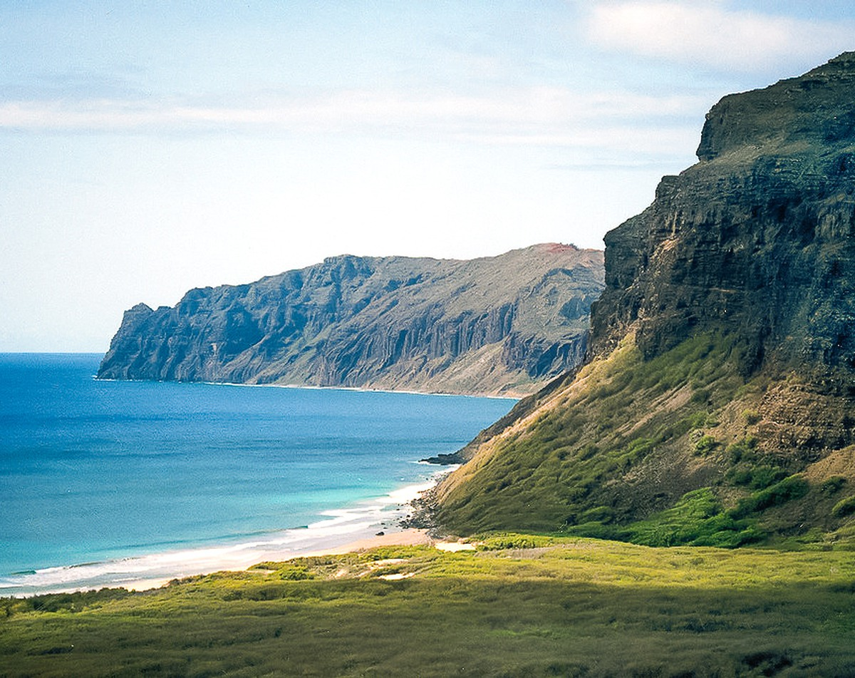 Nihoa Island, Hawaii - Tourist Destinations