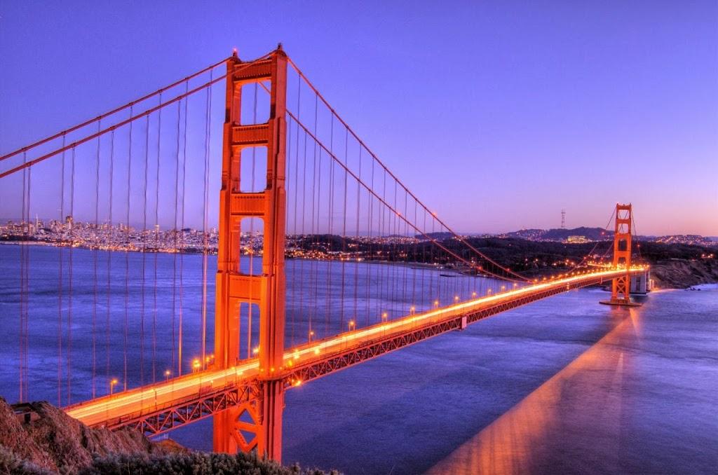 Golden gate bridge san francisco california tourist - San francisco tourist information office ...