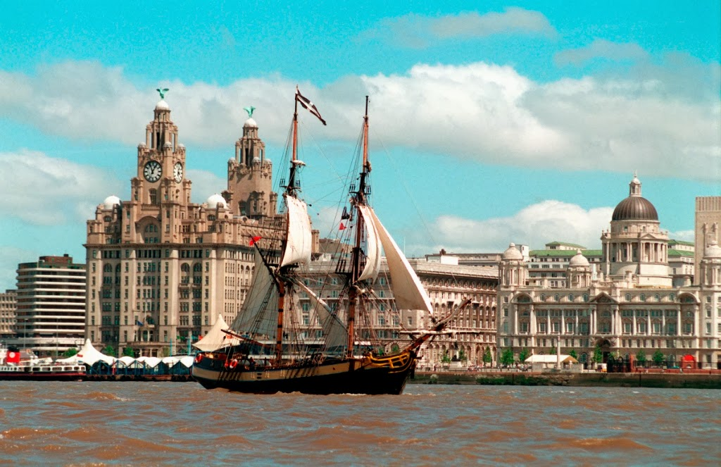 Liverpool England Tourist Destinations
