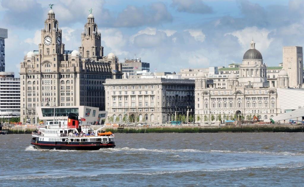 Liverpool England Tourist Destinations