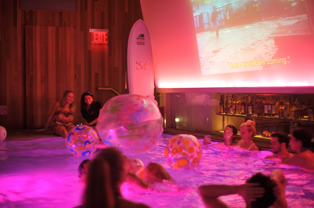 Top 5 Most Interesting Swim Up Bars In The World Tourist Destinations