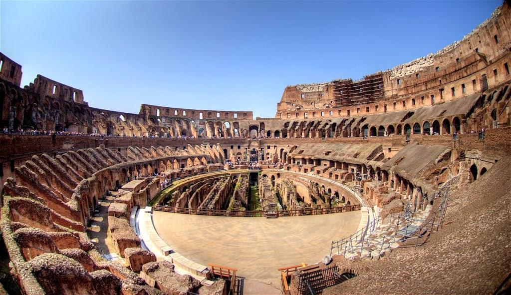 Roman Architecture Colosseum roman architecture colosseum inside design