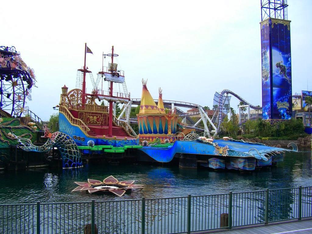 Universal Studios Japan, Osaka – Tourist Destinations