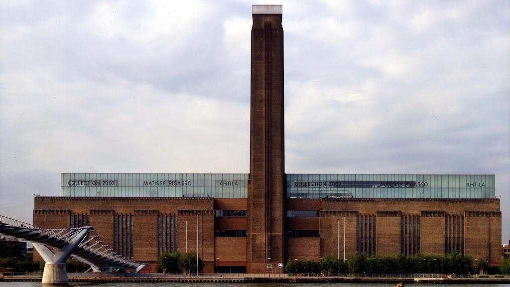 Tate modern museum london tourist destinations for Tate modern building design